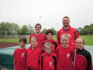 2013 Oberfr.Meisterschaften in Neustadt bei Coburg und in Ebermannstadt