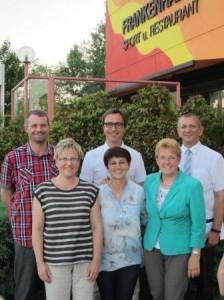 2015 Krofta jetzt offiziell gewählte LAV-Vorsitzende
